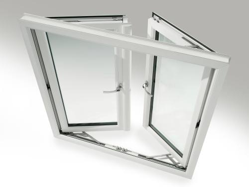 french- upvc windows