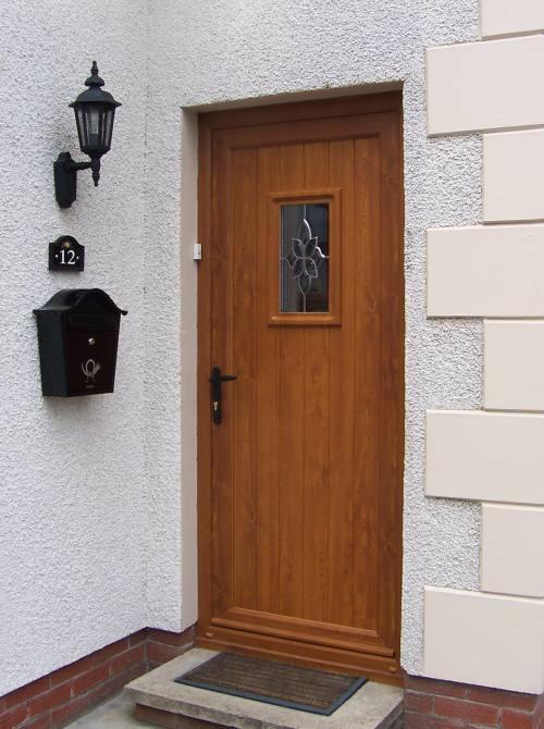 uPVC Entrance Doors