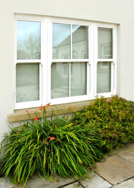 sash upvc windows